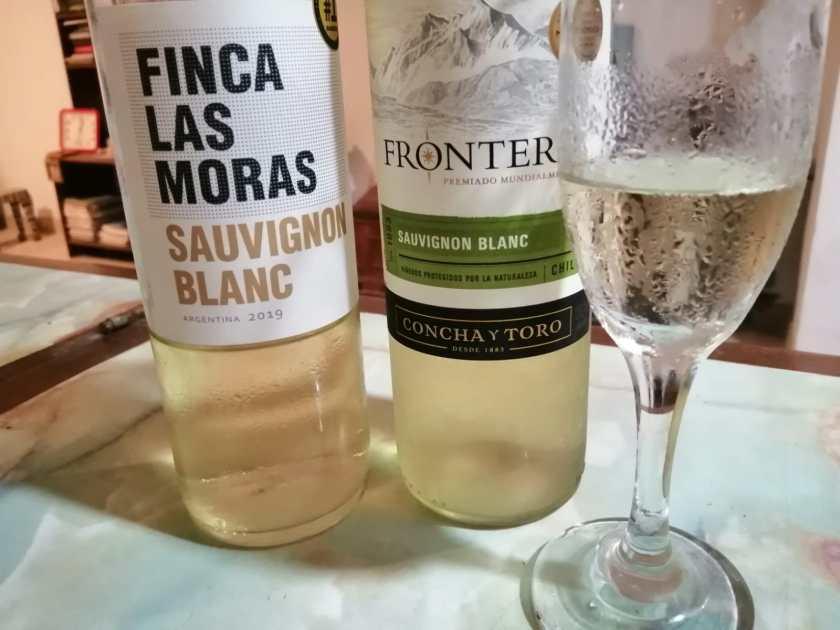 FINCA MORAS Y FRONTERA SAUV BLANC
